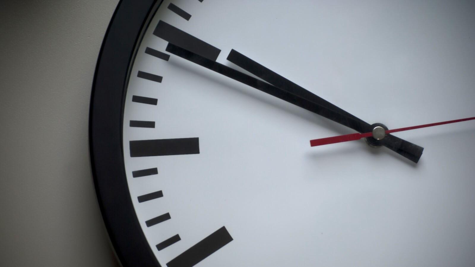Kiedy. Tajniki wyczucia czasu.