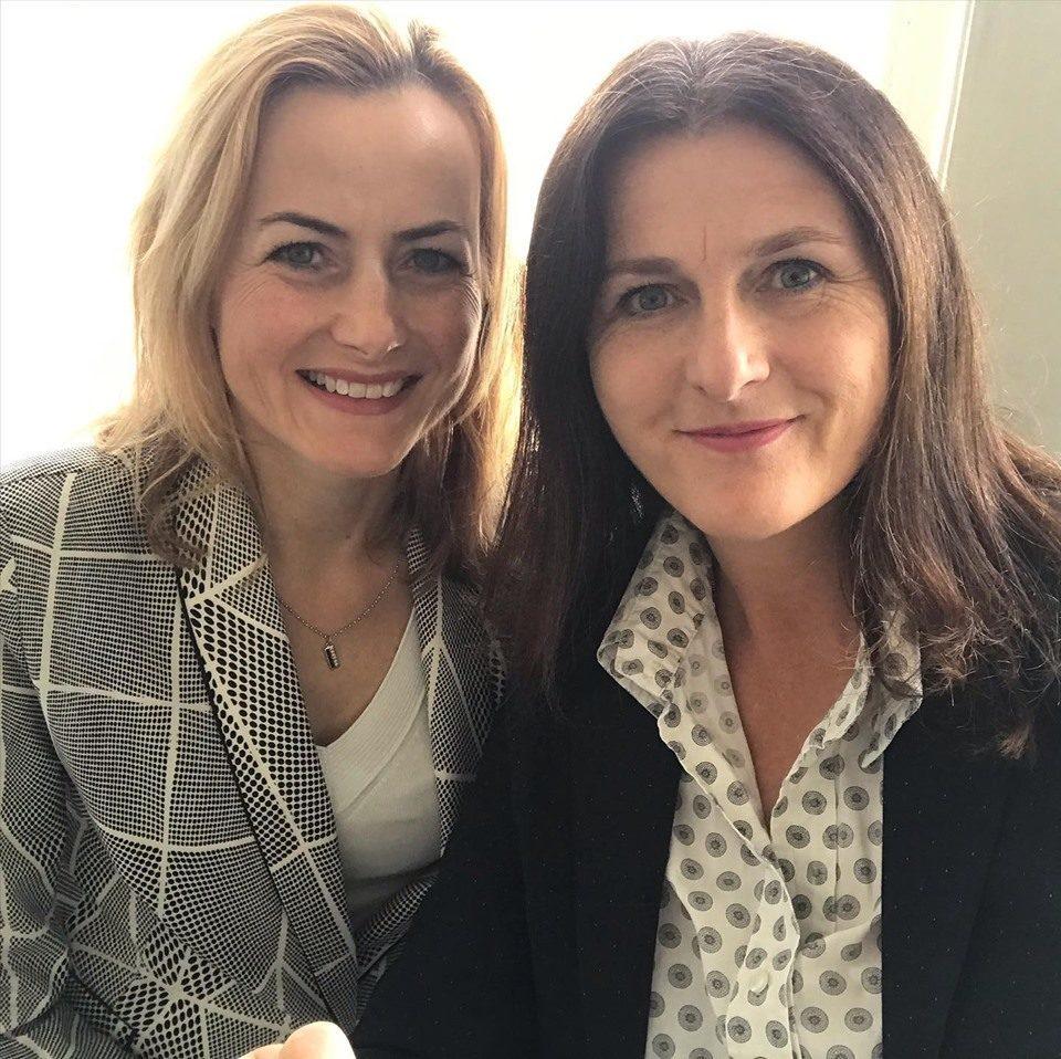 Szkolenie Zwinna Rekrutacja dla HR, Hanna Garbowska, Renata Czajkowska